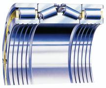 Цилиндрические роликоподшипники, совмещённые с коническими роликоподшипниками